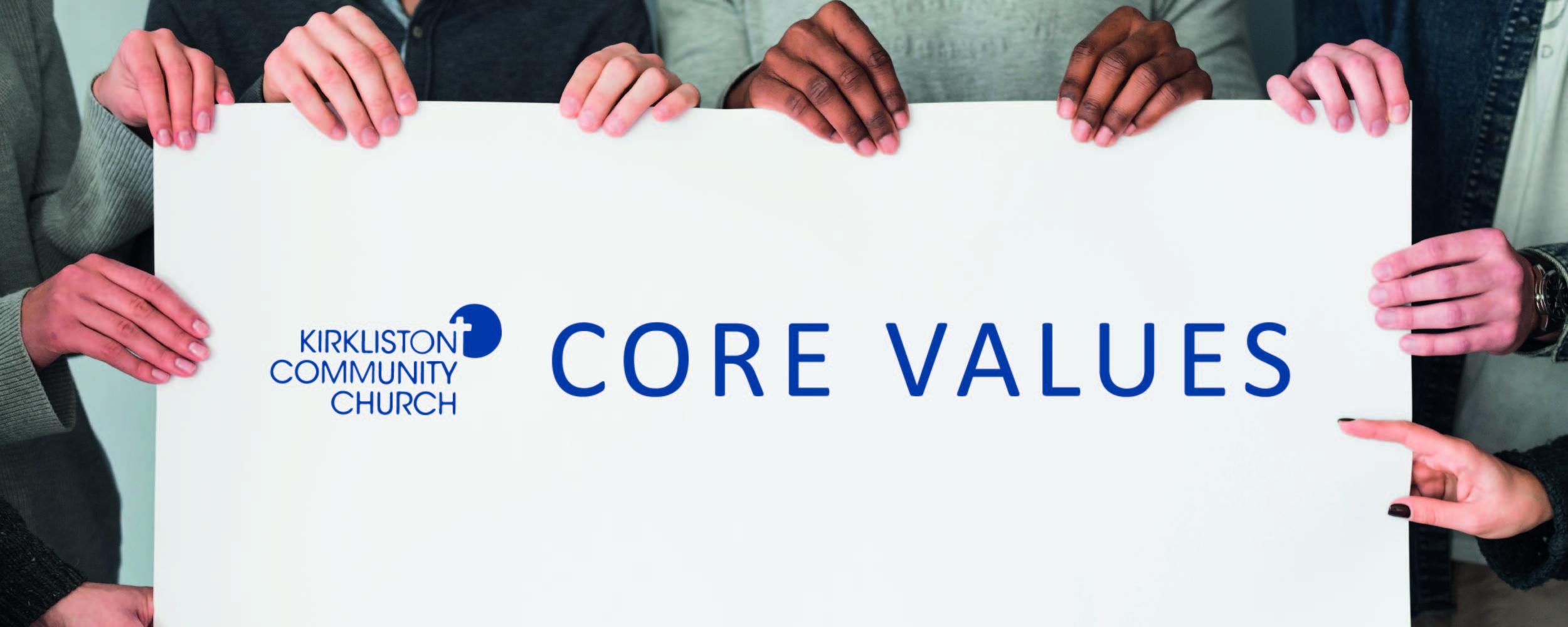 KCC Core Value banner image